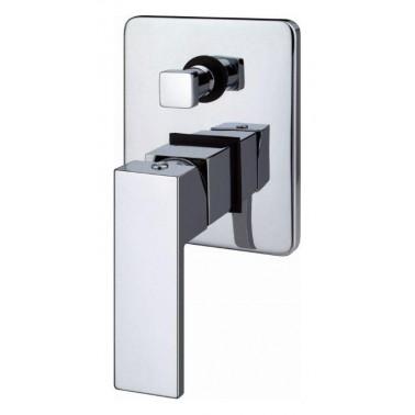 Grifo monomando de ducha y baño empotrado Serie 900