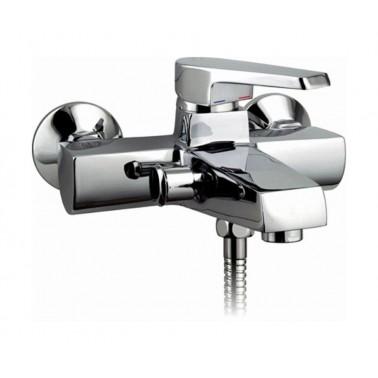 Grifo monomando para baño y ducha Serie 1200