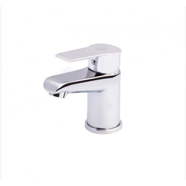 Grifo monomando lavabo con apertura por maneta serie Albos Galindo