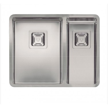 Fregadero de cocina de doble seno Texas 30×40 - 18x40 Galindo