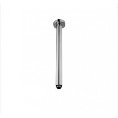 Brazo de ducha vertical a techo 30 cm Galindo