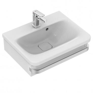 Estructura para lavabo de 50 en madera gris modelo Tonic II Ideal Standard