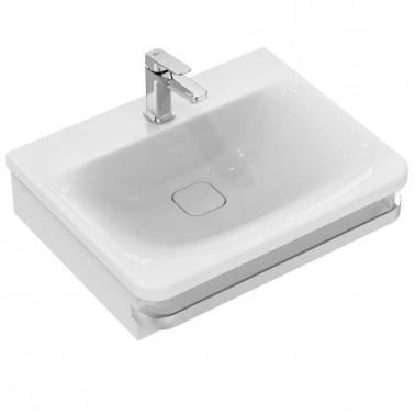 Estructura para lavabo de 60 en madera gris modelo Tonic II Ideal Standard