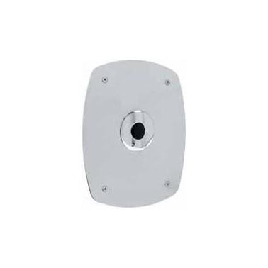 Grifo electrónico para ducha empotrado a pared
