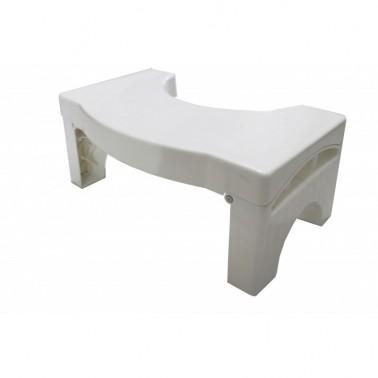 Taburete higiénico plegable Cromados Modernos