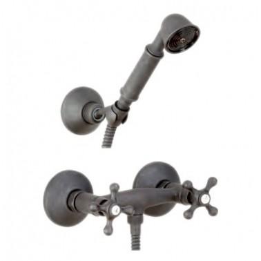 Grifo de ducha con rociador Serie 1600