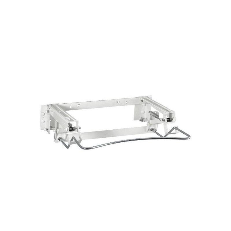 Soporte hidráulico reclinable para lavabo ergonómico