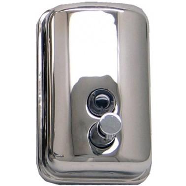 Dispensador de jabón líquido 500ml Cromados Modernos
