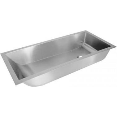Bañera para bebes de acero inoxidable AISI304