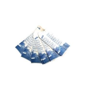 Bolsas de papel higiénicas para dispensador STRX615, 100 unidades por caja marca Franke