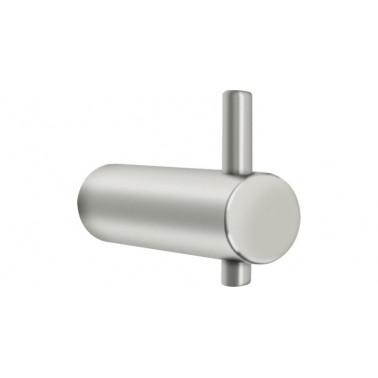 Perchero de pared fabricado en acero acabado pulido satinado modelo XINOX marca Franke