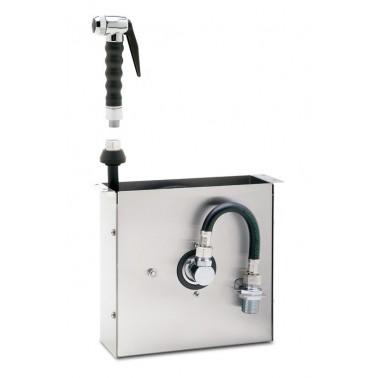Ducha para horno enrollable bajo encimera Fricosmos