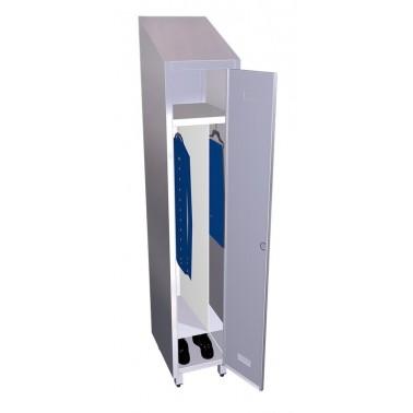 Separador para taquilla vertical de 450x3x1180 mm Fricosmos