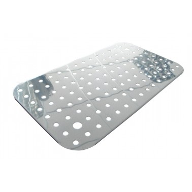 Fondo perforados para cubeta Gastronorm fabricado en acero inoxidable Modelo 1/1 Fricosmos