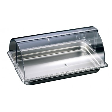 Cubierta basculante para las cubetas Gastronorm del Modelo 1/1 de 530x325x175 mm Fricosmos