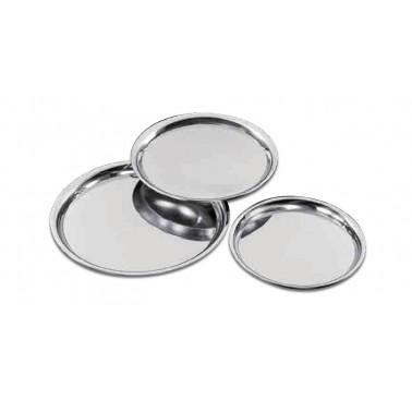 Bandeja circular para camareros de 410x20 mm Fricosmos