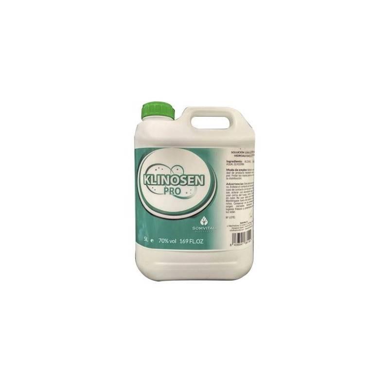 Gel hidroalcoholico garrafa de 5 litros