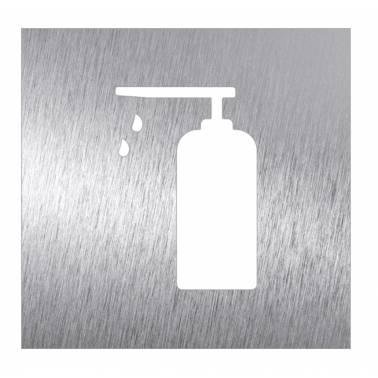 pictograma covid 19 gel hidroalcoholico