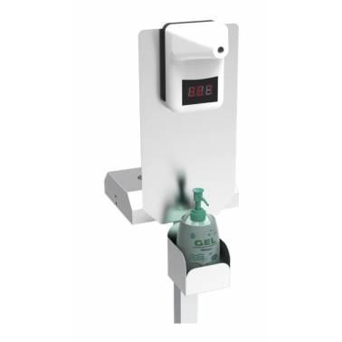 Termometro laser para colocar en la pared