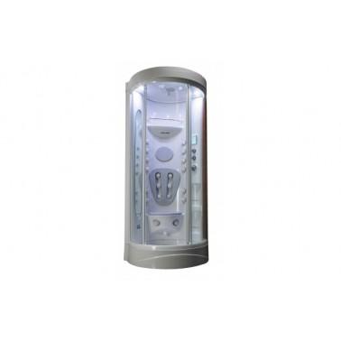 Cabina de hidromasaje modelo Multi-Sensis marca Unisan