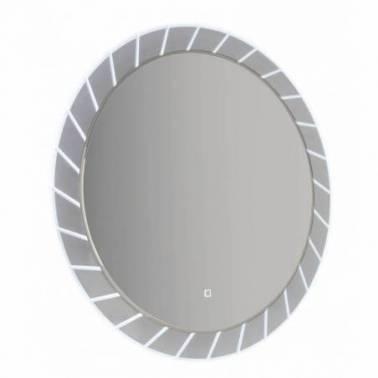 Espejo redondo con iluminación de Ø70cm Komercia