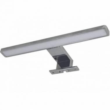 Foco para espejo de baño con luz Led fría Komercia