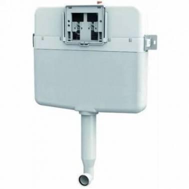 Cisterna empotrada descarga 4L modelo Junior Valadares