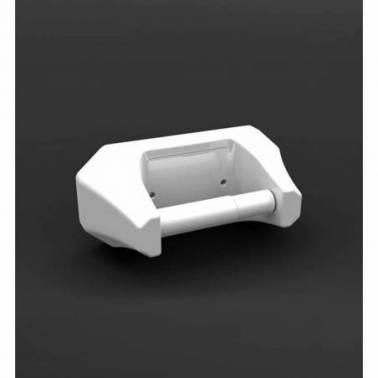 Portarrollos de porcelana blanco modelo Neoclássica Valadares