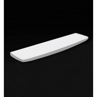 Repisa de porcelana blanca modelo Alfa Valadares