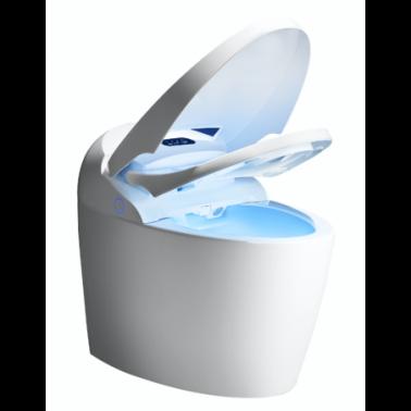 Inodoro inteligente salida vertical modelo Portia Kleenmac
