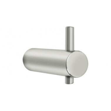 Percha a pared fabricada en acero inoxidable acabado satinado modelo STRATOS marca Franke