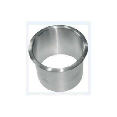 Cubo de desechos fabricado en cromo-níquel acabado satinado marca Franke