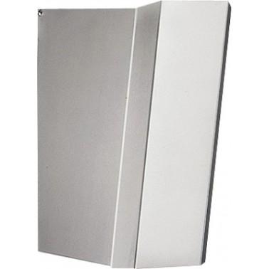 Revestimiento de sifón para lavabo WT600C fabricado en acero satinado modelo ANIMA marca Franke