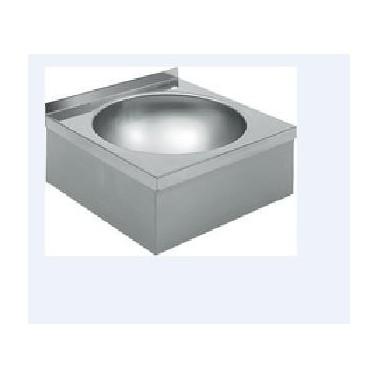 Lavabo fabricado en acero inoxidable con salida desagüe modelo ANIMA marca Franke