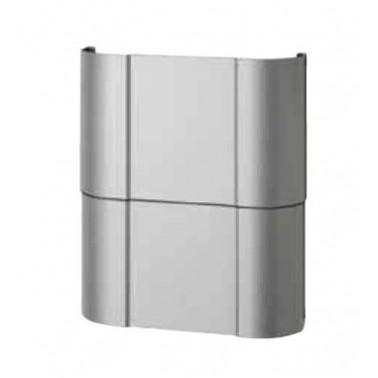 Extensión de la carcasa para panel de ducha fabricado en acero inoxidable de 350-460mm marca Franke
