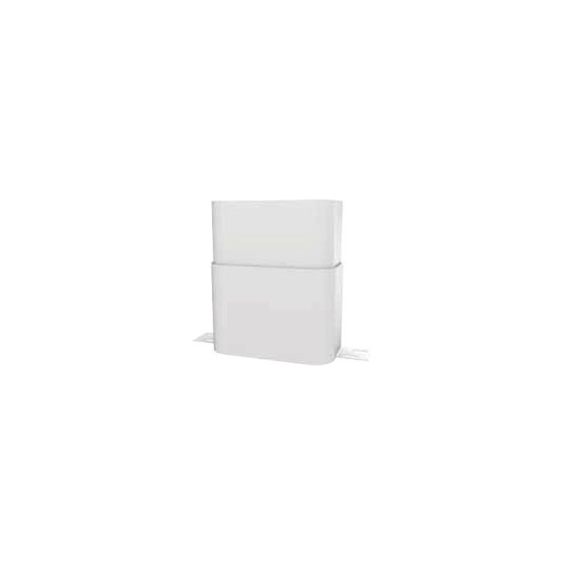 Extensión de la carcasa para panel de ducha fabricado en material mineral de 400-660mm marca Franke