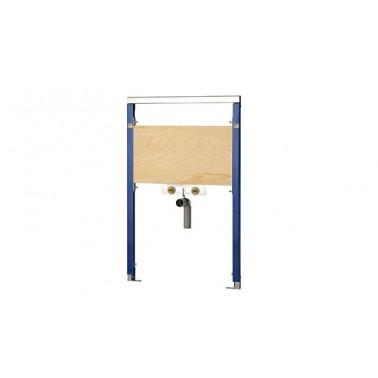 Bastidor de instalación para lavabos fabricados en acero inoxidable modelo AQUAFIX marca Franke