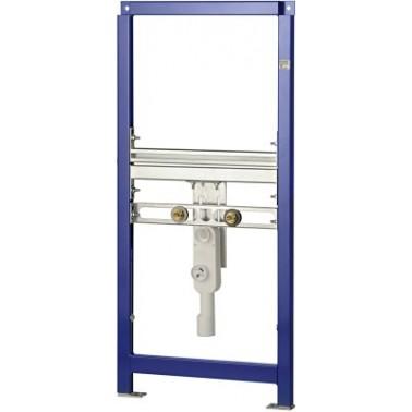 Bastidor de instalación para lavabos de minusválidos modelo AQUAFIX marca Franke
