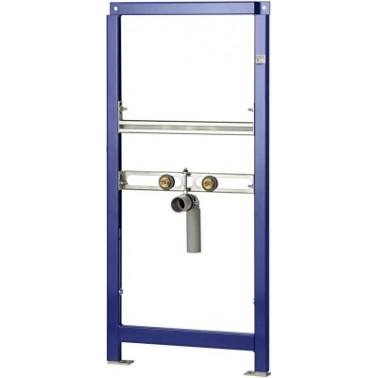 Bastidor de instalación para lavabos con grifos de columna modelo AQUAFIX marca Franke