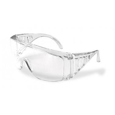 Gafa panorámica compatible con gafas graduadas antiproyecciones Fricosmos