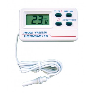 Termómetro digital con sonda para el frigorífico o el congelador Fricosmos