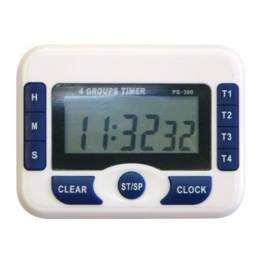 Cronómetro digital para cocina Fricosmos