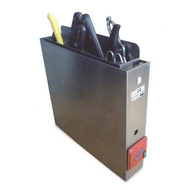 Esterilizador de cuchillos para adosar mediante agua caliente Fricosmos