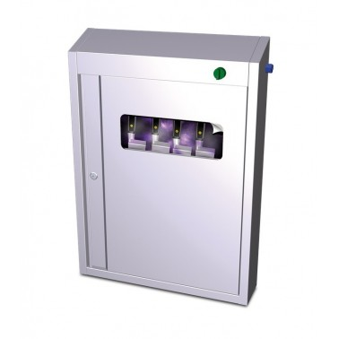 Armario esterilizador de cuchillos mediante ozono de 996 mm Fricosmos