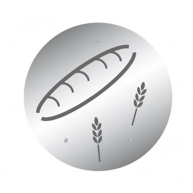 Exterminador de insectos mediante trampa adhesiva modelo Panadería Fricosmos