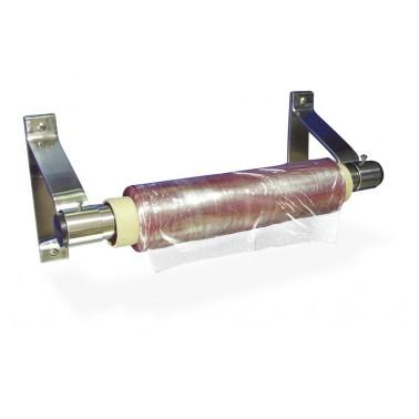 Portarrollo de papel o flim de 600x150x200 mm válido para bobinas de 450 mm Fricosmos