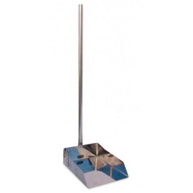 Recogedor fabricado en acero inoxidable Fricosmos