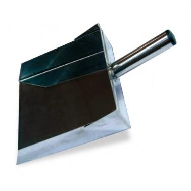 Recogedor de mano fabricado en acero inoxidable Fricosmos