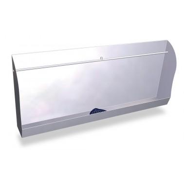Urinario fabricado en acero inoxidable de 1575x217x670 mm Fricosmos
