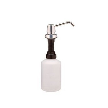 Dosificador de jabón para montar sobre encimera capacidad 0.6L Bobrick